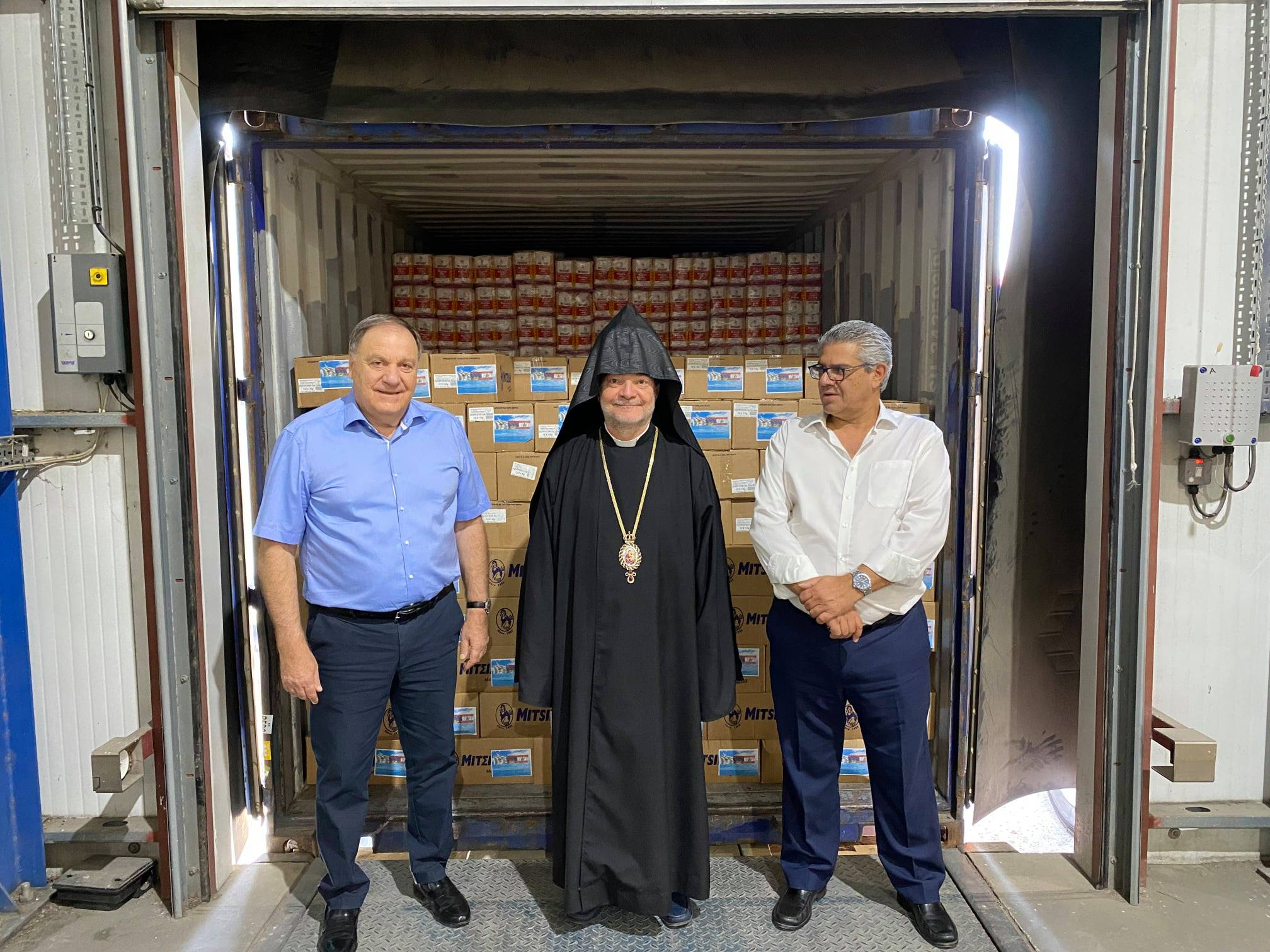 Humanitarian Aid to the Armenian Community of Lebanon